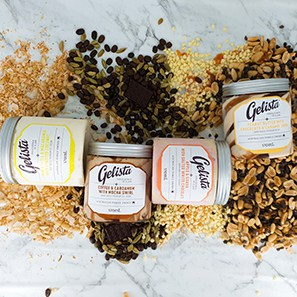 New Indulgent Gelista Flavours Just in Time for Summer