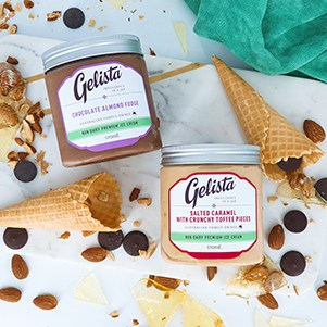 Luxurious Non – Dairy Flavours